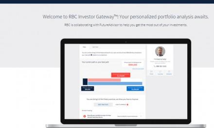 RBC lance un pilote avec FutureAdvisor