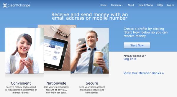clearXchange, le vrai leader du paiement mobile P2P aux Etats Unis ?
