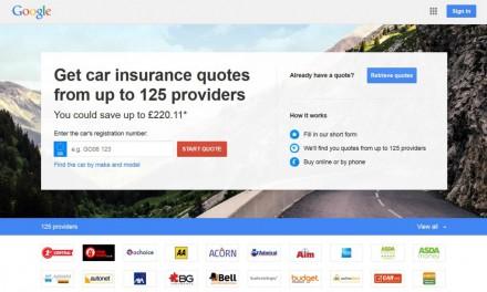 Google ferme Google Compare, son comparateur des services financiers