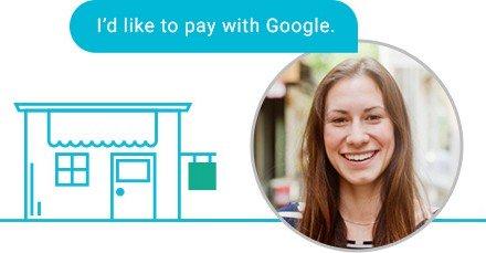 Avec Google, payer sans les mains ?