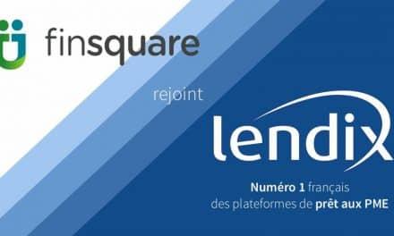 Lendix fait l'acquisition de Finsquare