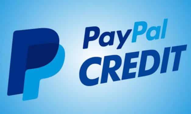 PayPal Credit démarre au Royaume Uni
