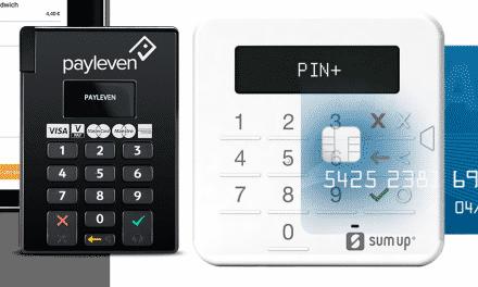 SumUp et PayLeven fusionnent, Square reste le modèle