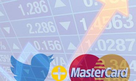 Le cours de Twitter s'envole à l'évocation d'un partenariat avec MasterCard