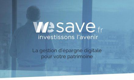 WeSave.fr, le robo advisor façon Anatec