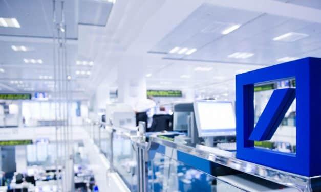 Deutsche Bank se prépare à la révolution digitale