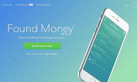 Found Money by Acorns: et si votre enseigne favorite abondait vos placements?