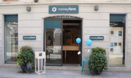 MoneyFarm ouvre un agence éphémère et itinérante