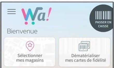 Wa !, le portefeuille numérique de BNP Paribas et Carrefour