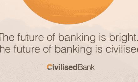 CivilisedBank, une banque «neo retro»