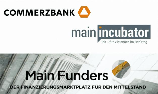 Commerzbank lance une plateforme de financement alternative, Main Funders
