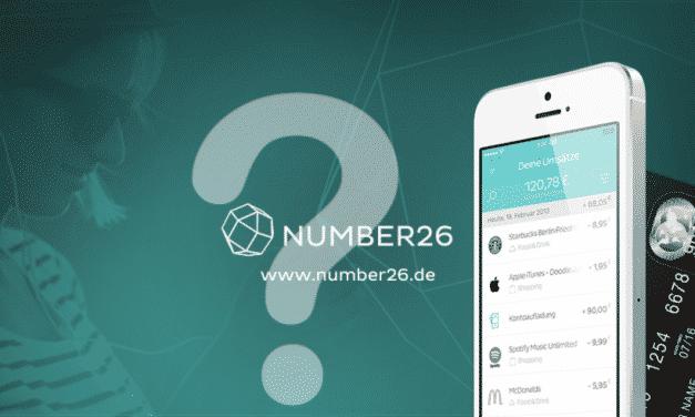 Mais que se passe-t-il chez Number26 ?
