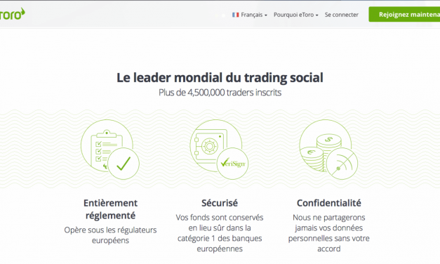 eToro lance sa nouvelle application eToro Social Trading