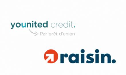 Younited Credit s'appuie sur Raisin pour son refinancement