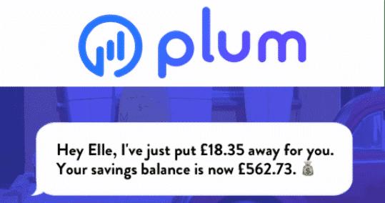 Plum : un chatbot pour épargner