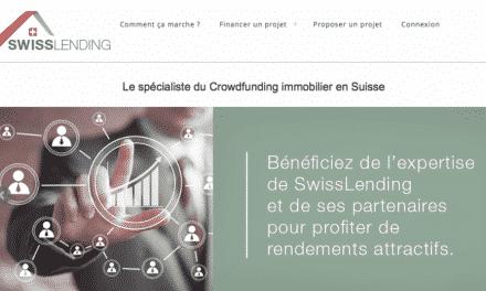 SwissLending, la première plateforme de crowdlending immobilier en Suisse