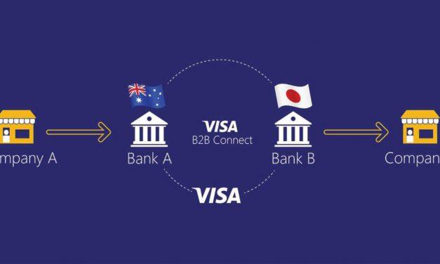 Visa B2B Connect, une plateforme de paiement B2B basée sur le blockchain