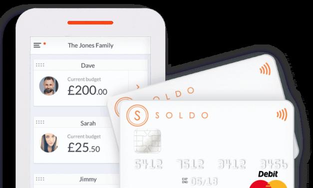 Soldo, un compte multi utilisateurs
